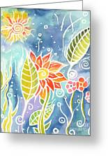 Colorful Day Greeting Card