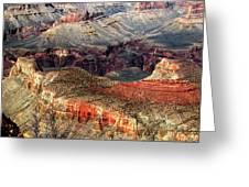 Colorful Grand Canyon Greeting Card