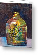 Colorful Jug Greeting Card