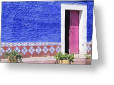 Colorful Mexico Greeting Card