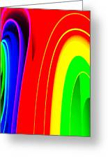 Colorful1 Greeting Card