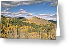 Colors In Colorado Greeting Card by James Steele