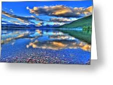 Colors Of Clouds Greeting Card by Scott Mahon