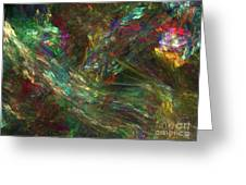 Colors Of Light Greeting Card