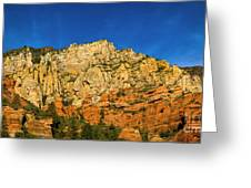 Colors Of The Southwest Greeting Card