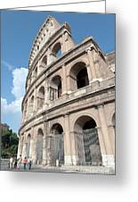 Colosseo Iv Greeting Card