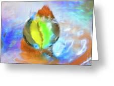 Colour Splash Greeting Card