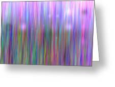 Colour7mlv - Impressions Greeting Card