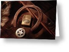 Colt Ranger Greeting Card