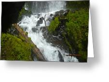 Columbia Gorge 4 Greeting Card