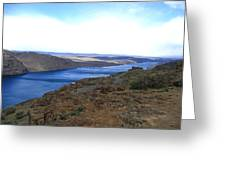 Columbia River 2 Greeting Card