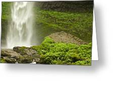 Columbia River Gorge 1 Greeting Card