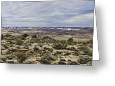 Comb Ridge Greeting Card