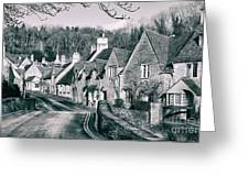 Combe Stone Greeting Card