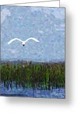 Come Fly Away Greeting Card