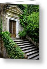 Come On Up To The House Greeting Card