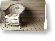 Come Sit With Me Greeting Card