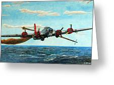 Coming Home - Boeing B-17 Flying Fortress V2 Greeting Card