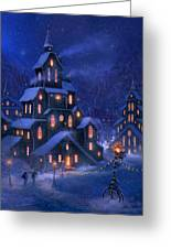 Coming Home Greeting Card