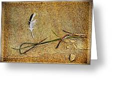 Coming Home To Mother Nature Zen Greeting Card