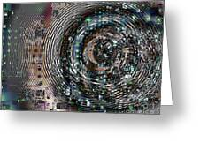 Complexity City Greeting Card