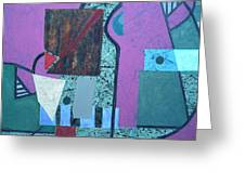 Composition I 05 -1- Greeting Card