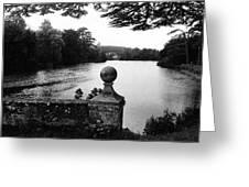 Compton Verney Warwickshire England Greeting Card