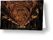 Concourse Greeting Card