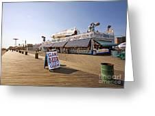Coney Island Memories 7 Greeting Card