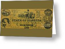 Confederacy  Greeting Card