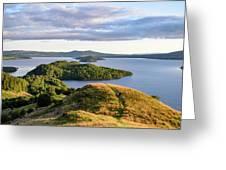 Conic Hill Balmaha Uk Greeting Card