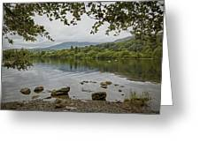 Coniston Water Greeting Card