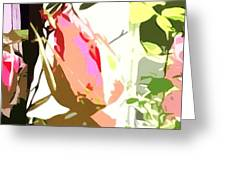 Connected Ladies Camo Greeting Card