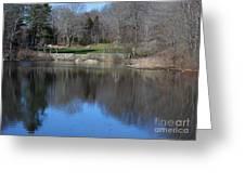 Connecticut College Arboretum  Greeting Card