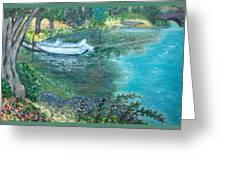 Connecticut River Greeting Card
