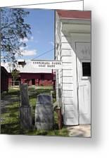 Connemara Flat Rock North Carolina Greeting Card