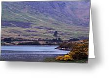 Connemara Leenane Ireland Greeting Card