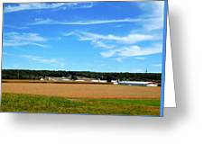 Conservation Farm 1 Greeting Card