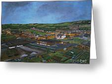 Consett, Blackhill, County Durham Greeting Card