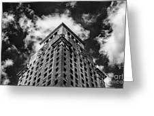 Consolidated Edison Building Greeting Card