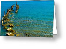 Constance Lake Landscape Greeting Card