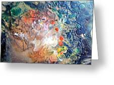 Constellation Perseidi Greeting Card