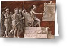 cont Giovanni Bellini Greeting Card