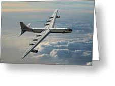 Convair Rb-36f Peacemaker Greeting Card