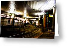Convention Center Station Greeting Card
