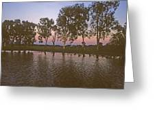 Cooinda Northern Territory Australia Greeting Card