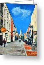 Cook Street   Cork Ireland Greeting Card