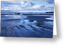 Cool Summer At Beach Greeting Card
