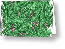 Cool Tropic  Greeting Card
