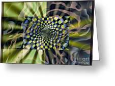 Cool Windows Greeting Card